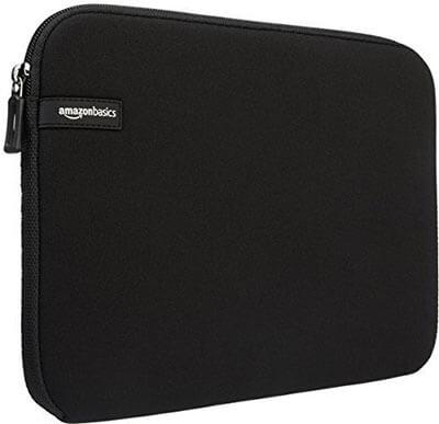 AmazonBasics 15.6-Inch Laptop Macbook Sleeve Case