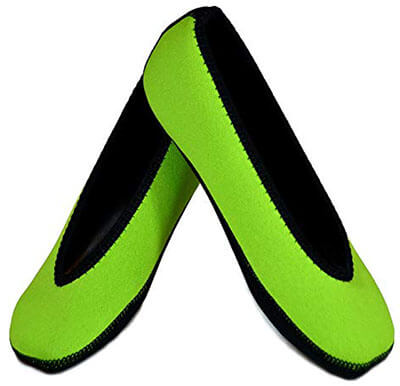 Nufoot Ballet Slipper Shoes