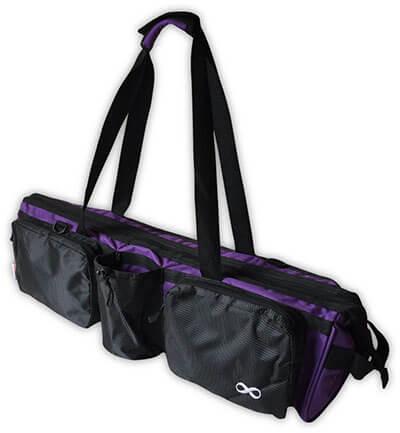 YogaAddict Yoga Mat Tote Bag