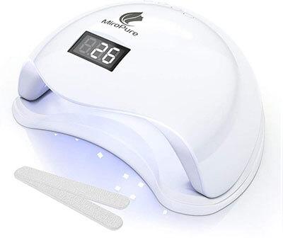 MiroPure LED Nail Dryer