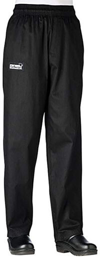 Chefwear Women's Cotton Low Rise Chef Pants