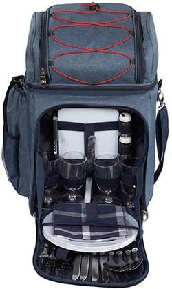 Juvale Basket Backpack