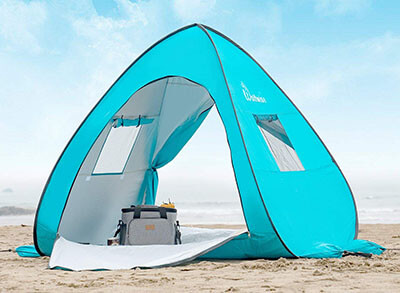 WolfWise Baby Beach Tent