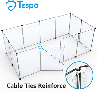 Tespo Pet Playpen