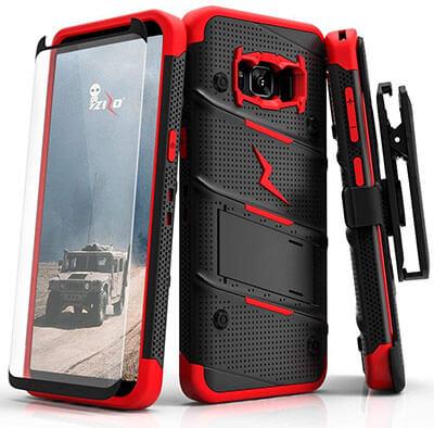 Zizo Galaxy S8 Case