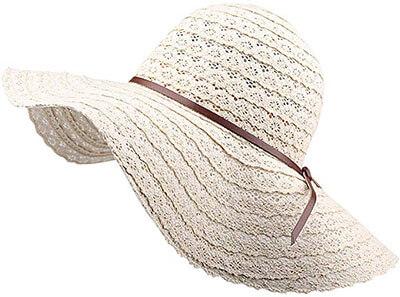 FURTALK Summer Beach Sun Hats for Women