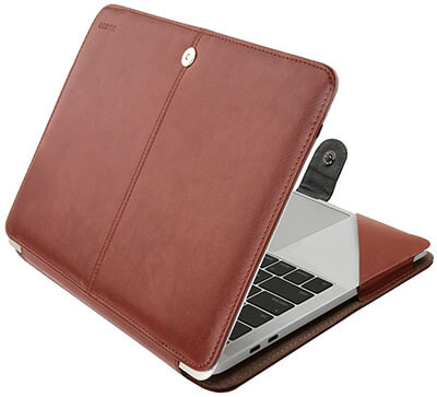 MOSISO Case Compatible with 2019 2018 MacBook
