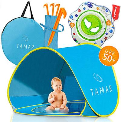 TAMAR Baby Beach Tent