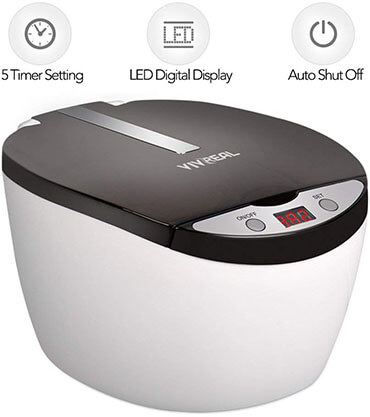 Vivreal Ultrasonic Jewelry Cleaner