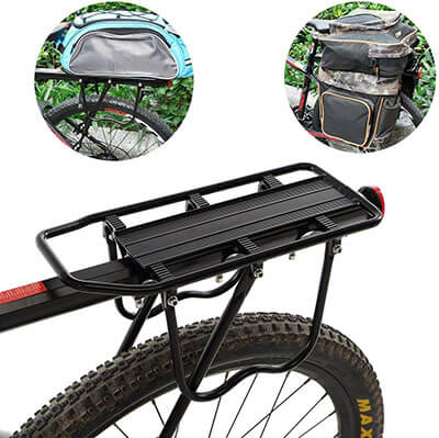 Utheing Universal Bike Rear Rack
