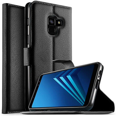 KuGi Samsung Galaxy A8 Wallet Case