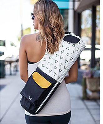 Open Road Goods Eco-Friendly Yoga Mat Bag