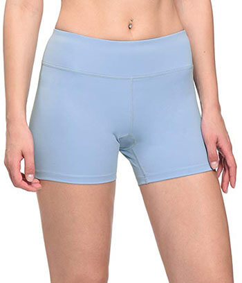 Baleaf Women's Training Volleyball Shorts
