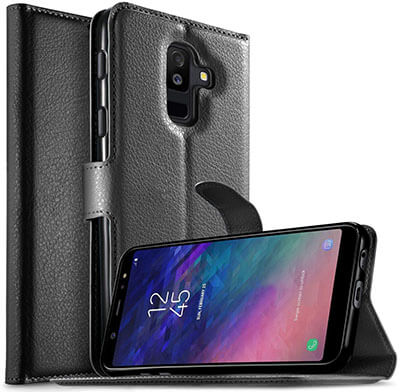 KuGi Samsung Galaxy J8 2019 Wallet Case