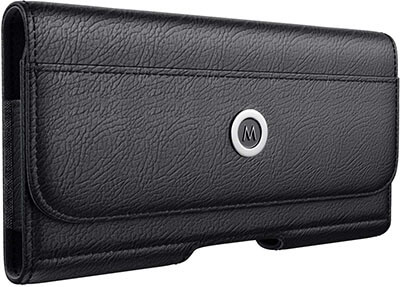 Meilib Galaxy Note 9/8 Belt Clip Case with ID Card Holder Leather Pouch Belt Holster
