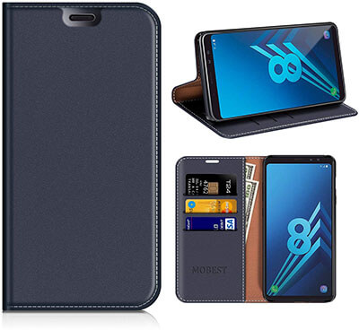 Mobesv A8 Wallet Case