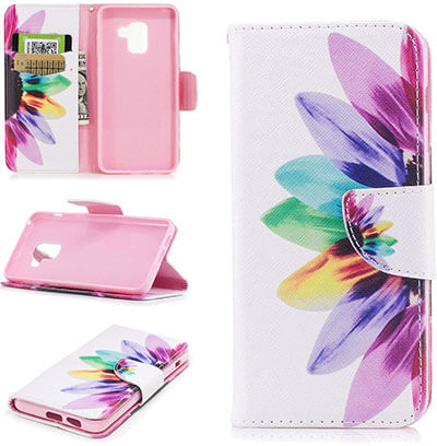 Lwaisy Galaxy A8 Wallet Case