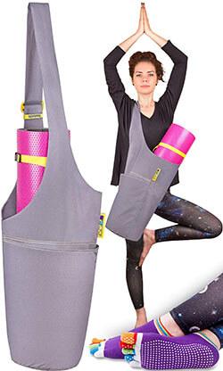 Jambala Large Yoga Mat Bag Carrier