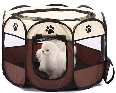 MOONTA Pet Playpen