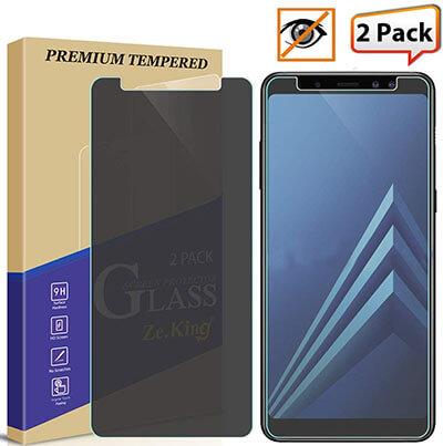 ZeKing Samsung Galaxy A8 Screen Protector