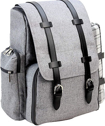 CALIFORNIA PICNIC ALL in one picnic Backpack