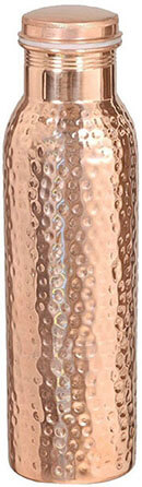 JMD Traveller's Pure Copper Water Bottle