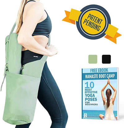 RIMSports Yoga Mat Bags for Women
