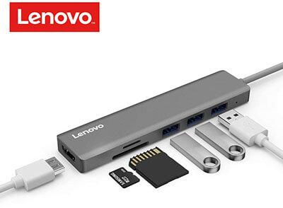 Lenovo USB C Hub