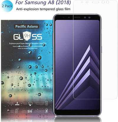 Pacific Asiana Screen Protector for Galaxy A8