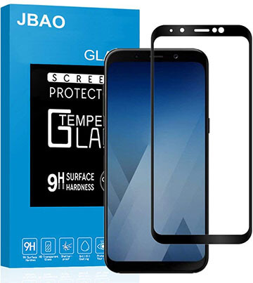 Jbao Direct Samsung Galaxy A8 Screen Protector