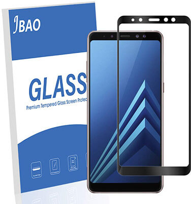 Jbao Samsung Galaxy A8 Plus 2018 Screen Protector