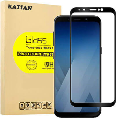 Katian Galaxy A8 Screen Protector