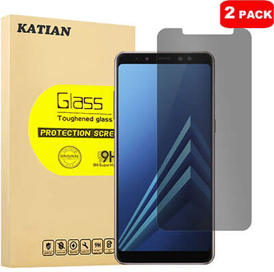 KATIAN Samsung Galaxy A8 Plus 2018 Screen Protector