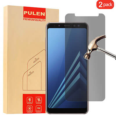 Pulen Samsung Galaxy A8 2018 Screen Protector