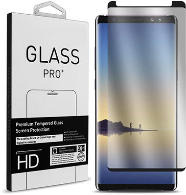 CoverON Samsung Galaxy Note 9 Screen Protector