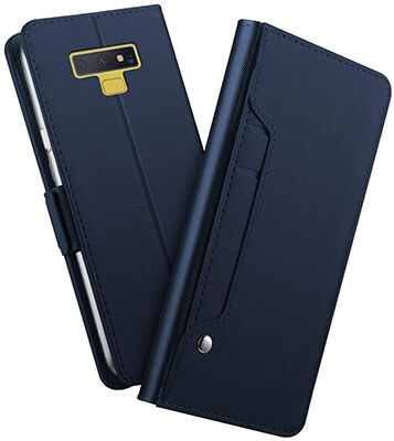 Yuqoka Galaxy Note 9 Wallet Case