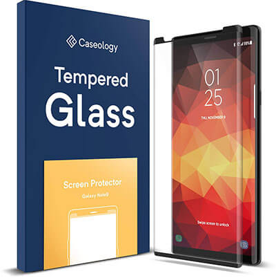 Caseology Galaxy Note 9 Screen Protector