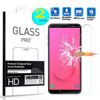 ANGELLA-M HD J8 Screen Tempered Glass Screen Protector