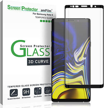 AmFilm Galaxy Note 9 Screen Protector