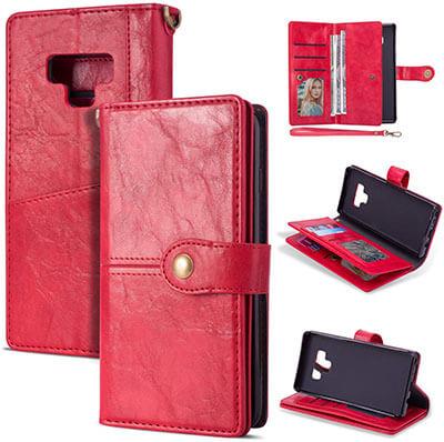Crosspace Samsung Galaxy Note 9 Wallet Case