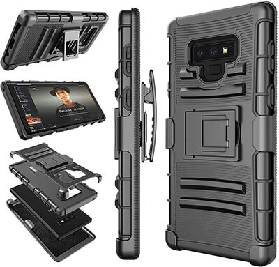 Tekcoo Samsung Galaxy Note 9 Case