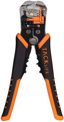 Capri Tools 20012 Self-Adjusting Wire Stripper