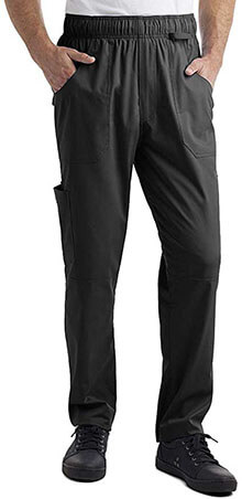 Industry Line Men's Stretch Cargo Chef Pant
