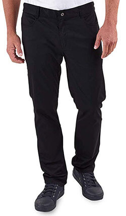 ChefUniforms.com Men's Stretch Jean Style Chef Pant