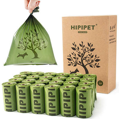 HIPIPET 360 Degradable Waste Bag