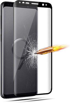Simtyso Tempered Glass 9H Hardness Compatible with Samsung Galaxy Note 9