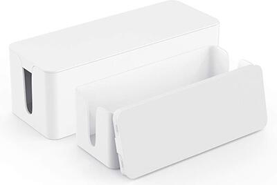 Yecaye Cord Organizer Box