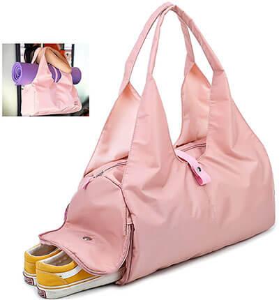 Charaland Large Yoga Mat Bag