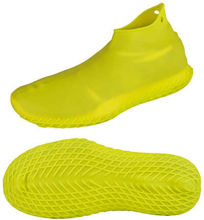 LEGELITE Reusable Waterproof Silicone Boot and Shoe Cover