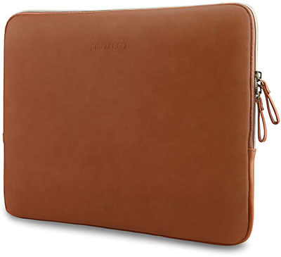 MOSISO Laptop Sleeve Compatible 13-13.3 Inch